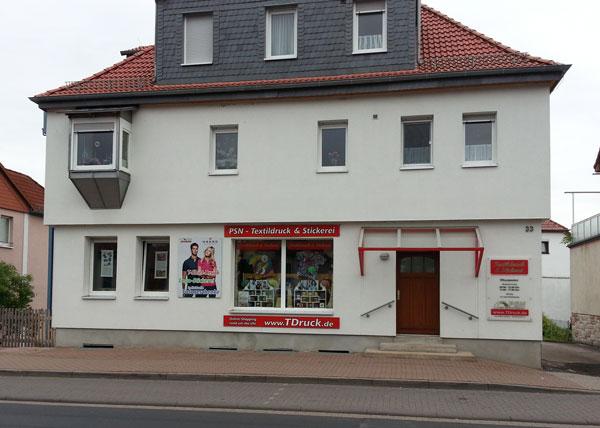 Besuchen Sie uns in unserem Ladengeschäft in Dorndorf