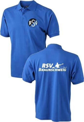 RSV Braunschweig Herren-Polo JN070 bei TDruck.de - Freizeitmode
