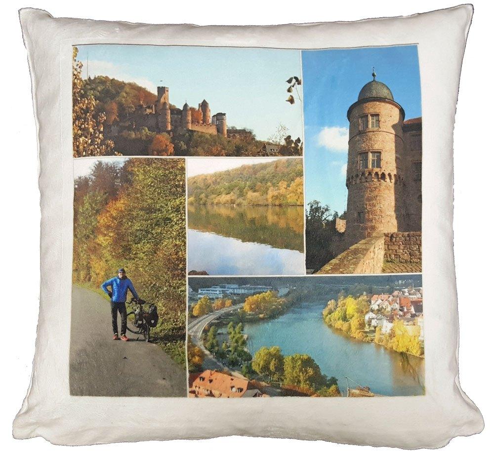 kissen mit fotodruck hochwertige fotogeschenke psn textildruck stickerei. Black Bedroom Furniture Sets. Home Design Ideas