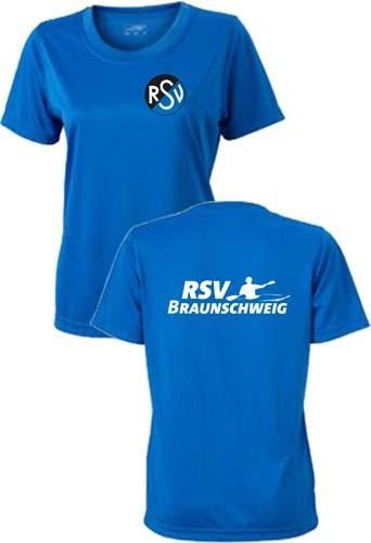RSV Braunschweig Ladies Active-T JN357 bei TDruck.de - Freizeitmode