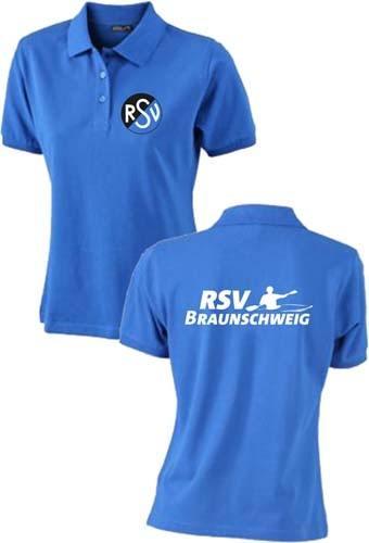RSV Braunschweig Polo Ladies JN071 bei TDruck.de - Freizeitmode