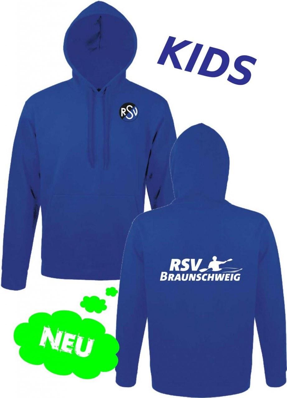 RSV Braunschweig SLALOM Kids-Hoodie JH001K