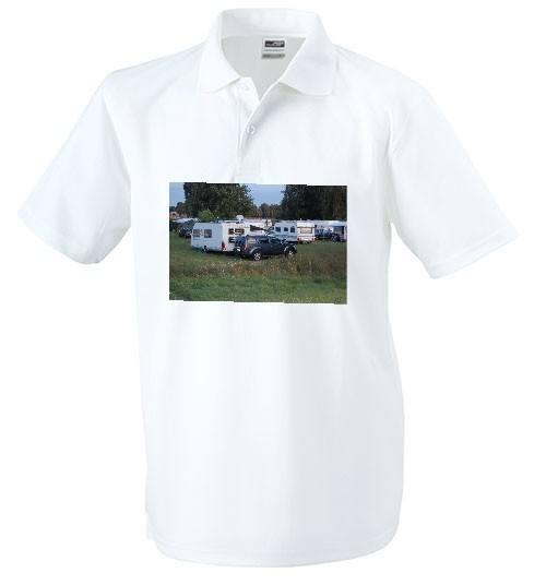 Sublimations Polo-Shirt mit Fotodruck bei TDruck.de - Freizeitmode